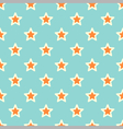 Retro Texture with Stars vector image vector image