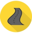 Road vector image