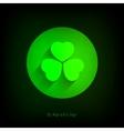 St Patricks Day background Eps 10 vector image