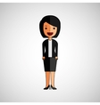 business person avatar design vector image vector image