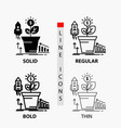 finance financial growth money profit icon in vector image vector image