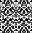 Floral wallpaper seamless vector image