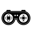 video game control vector image vector image