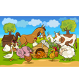 Farm animals vector | Price: 3 Credits (USD $3)
