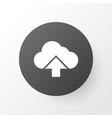 arrow icon symbol premium quality isolated load vector image