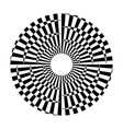 circle abstract design vector image