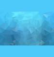 Dark blue polygonal pattern brand-new colored in