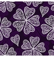 flourish seamless pattern vector image vector image