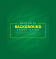 strong and bold green background template
