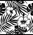 tropical pattern 004 vector image vector image