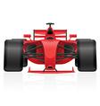 racing car 01 vector image vector image
