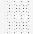 seamless background with dots vector image vector image