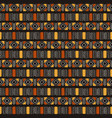 tribal seamless pattern in african style vector image