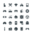 Gaming Cool Icons 2 vector image vector image