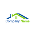 house roof abstract business company logo