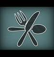 Cooking theme background vector image