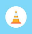 cone icon sign symbol vector image