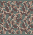 Original usa shape camo seamless pattern colorful