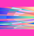 vibrant abstract background graphic design vector image