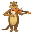 Beaver CREES vector image