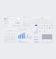 web ui kit mobile application and page