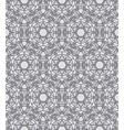 Grey lacing ornamented pattern with Swedish motifs vector image vector image