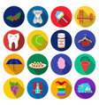 leisure business hygiene and other web icon in vector image vector image
