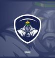 sultan mascot vector image