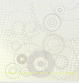 abstract technical background vector image vector image