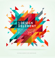 minimalistic design creativediagonal background vector image vector image