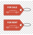 Order rent transport vector image