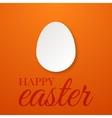 Happy Easter design EPS 10 vector image