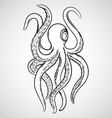 kraken vector image vector image