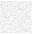 White Triangular Seamless Texture vector image