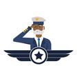airforce man design