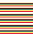trendy colorful stripes seamless pattern vector image