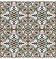Mandala seamless patternOrient ethnic ornament vector image