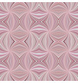 pink seamless psychedelic abstract swirl stripe vector image vector image
