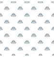 eco berries pattern seamless vector image