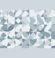 modern abstract background in polygon shape vector image