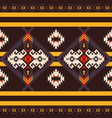 native american southwest seamless pattern vector image vector image