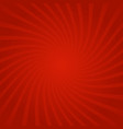 Sun rays red background spiral