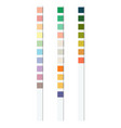 reagent test strips for urinalysis for an vector image
