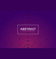wavy line color gradation abstract background vector image vector image