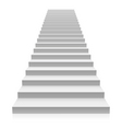 staircase vector image vector image