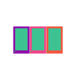 Glazing Icon vector image