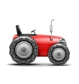 Tractor vector image vector image