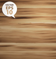 wood texture for your background vector image vector image