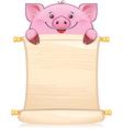 CH boar vector image vector image