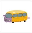 Bus Dodo collection vector image